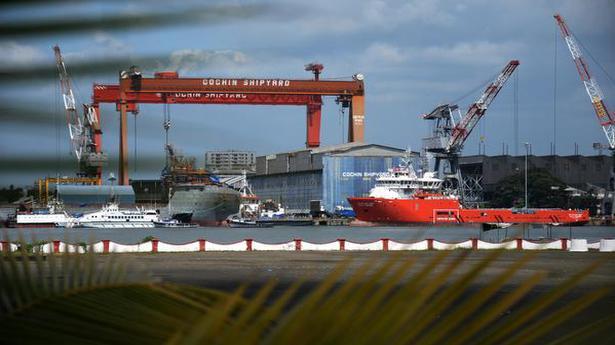 Karvy ipo allotment status cochin shipyard