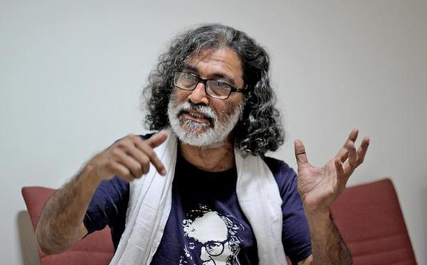 Theatre should be inexpensive and light, says Probir Guha