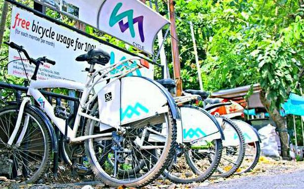 KMRL all set to relaunch its public bike sharing programme