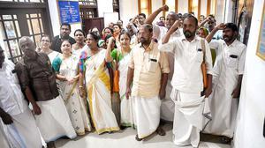 Kochi Mayor Soumini Jain survives no-trust motion