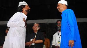 IFFK 2019: Rulers fear theatre, says N.S. Madhavan