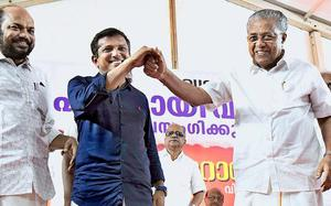 LDF govt. has fulfilled most of its promises, says Pinarayi