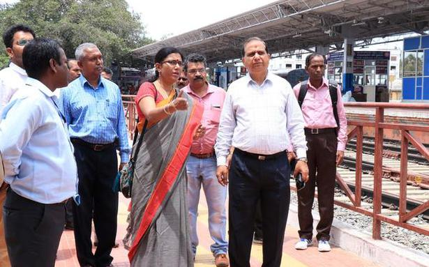 'Railways want to replace Scherzer's span without disrupting train services'