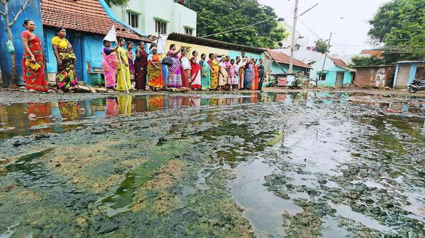 Madurai residents dread flooding during monsoon