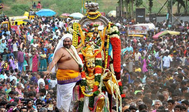 LS Polls Tamilnadu Election dates coincide with annual Chithirai festival