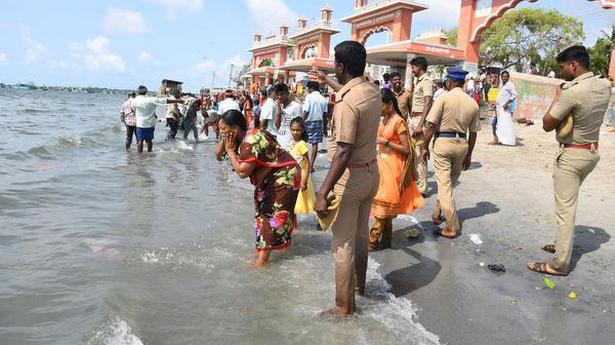 Coastal areas put on high alert