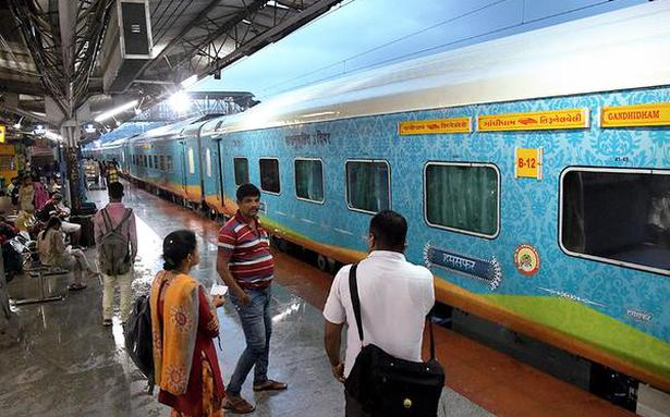 Regular services of Humsafar Express from tomorrow onwards