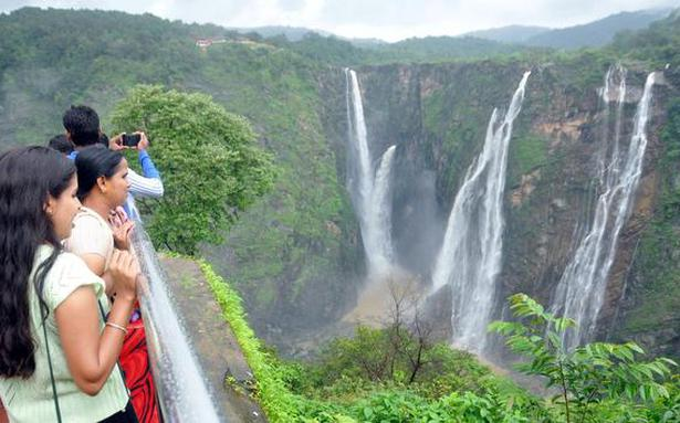 Zip line rides to be offered at Jog Falls