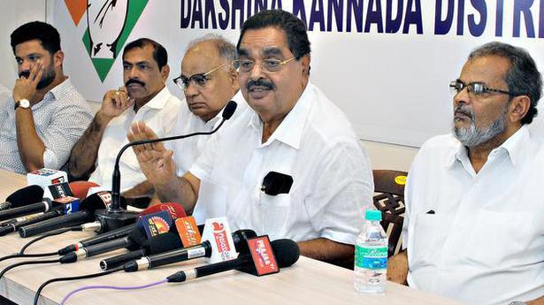 Rai urges police to arrest conspirators of crimes in Dakshina Kannada