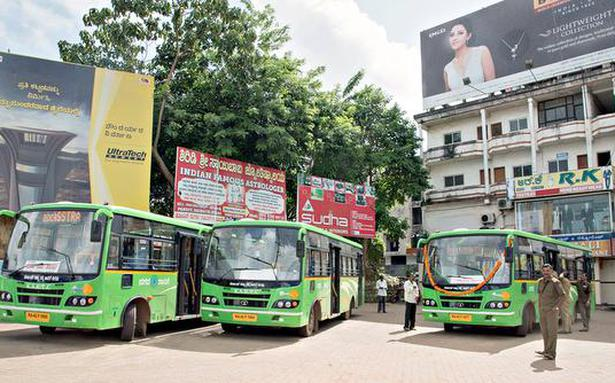 People Suffering Owing To Stoppage Of Low Floor Ksrtc