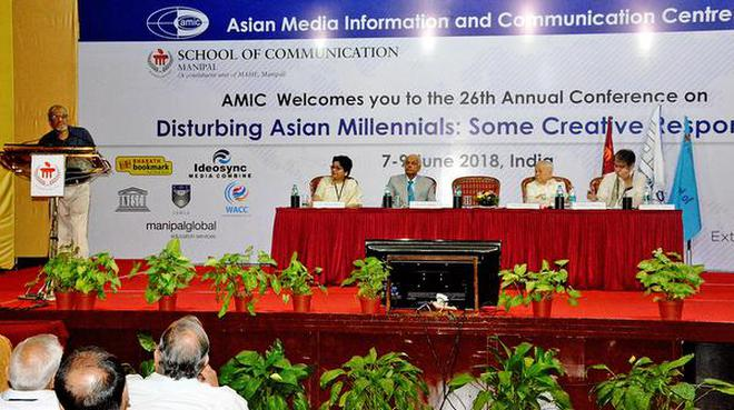 Asian media information and communication tight