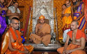 Religious texts have solutions to problems: Ishapriya Tirtha Swami