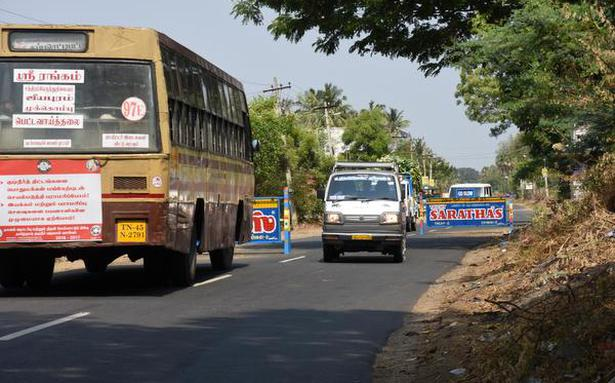Efforts to regulate flow of vehicles
