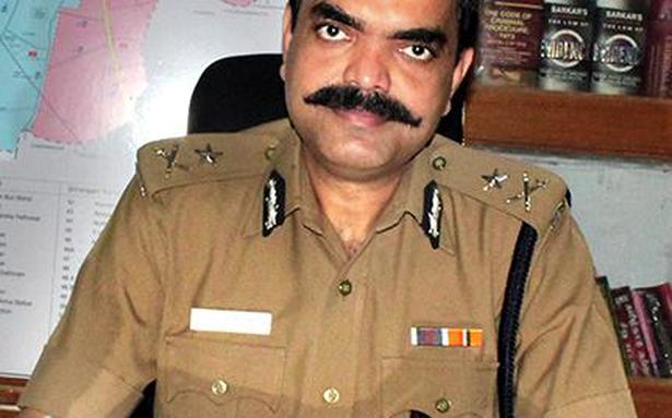 New Commissioner of Police takes charge
