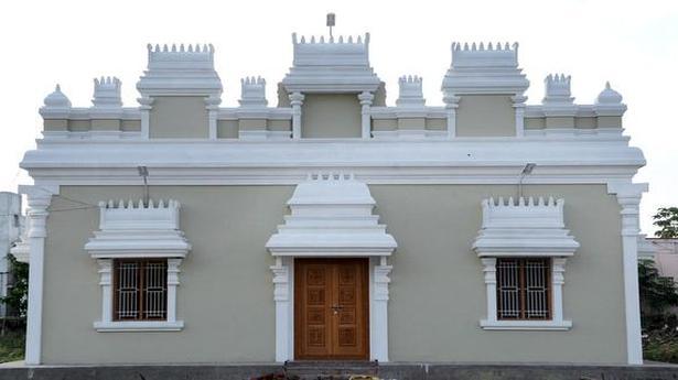 Site identified for icon centre at Tiruvanaikoil