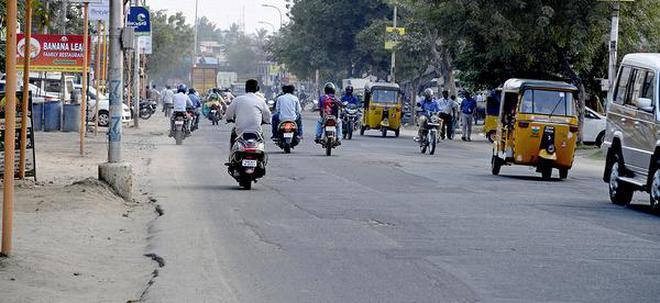 Image result for Thiruvanaikoil traffic