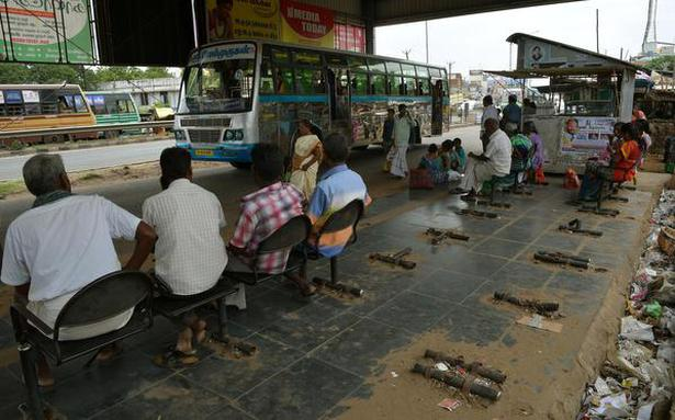 Modern bus shelters to come up at 52 locations