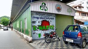e-waste collection centre awaits TNPCB nod
