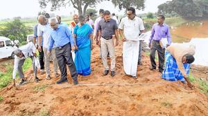 12 tanks renovated in Ariyalur district