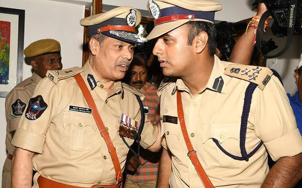 Ready to face challenges, says new Vijayawada police chief
