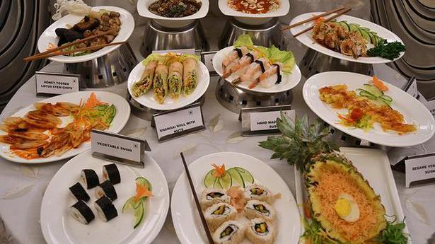 Chinese food festival kicks off