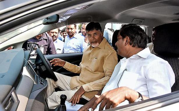 CM launches distribution of four-wheelers