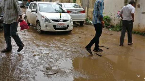 Road turns hard test for transport office visitors