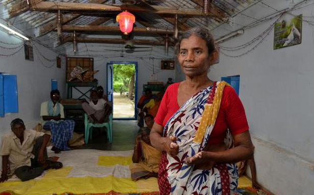 Leprosy erases their food source in Andhra Pradesh