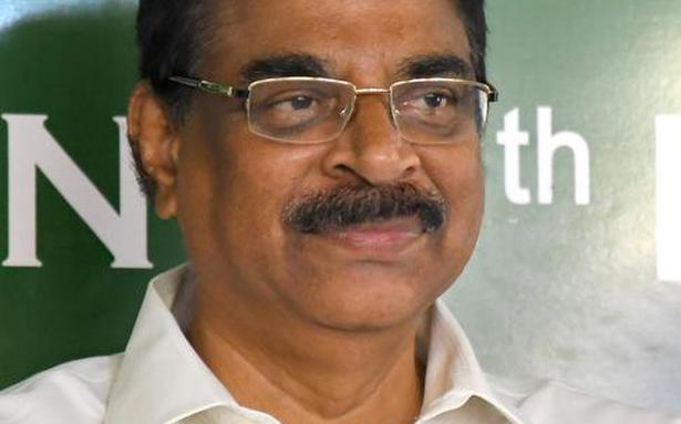 Haribabu quits as BJP State chief