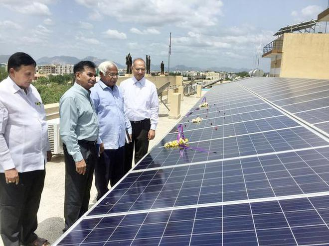 Image result for CM institutes global award for solar cities