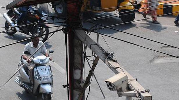 Vijayawada comes under CC camera surveillance