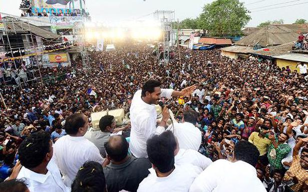 Will double the benefits for Kapus, says Jagan