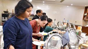 Hotel Gateway kicks off Andhra Food Festival