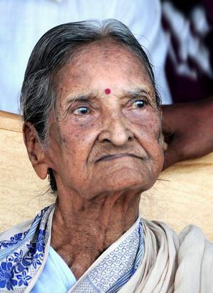 Freedom fighter passes away the hindu gandhian and freedom fighter racharla samrajyam altavistaventures Choice Image