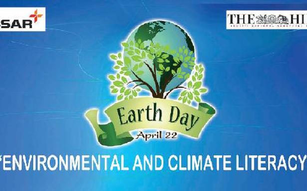 The Hindu, Essar to holdcontest on Earth Day