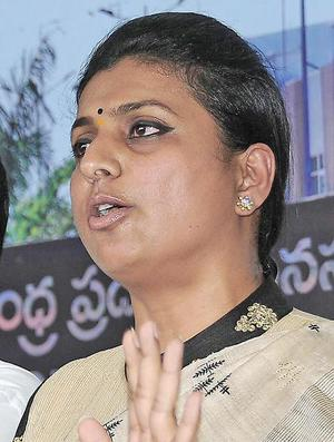 chief minister owes an explanation roja the hindu