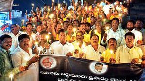 Godavari boat tragedy: wait of family members grows longer