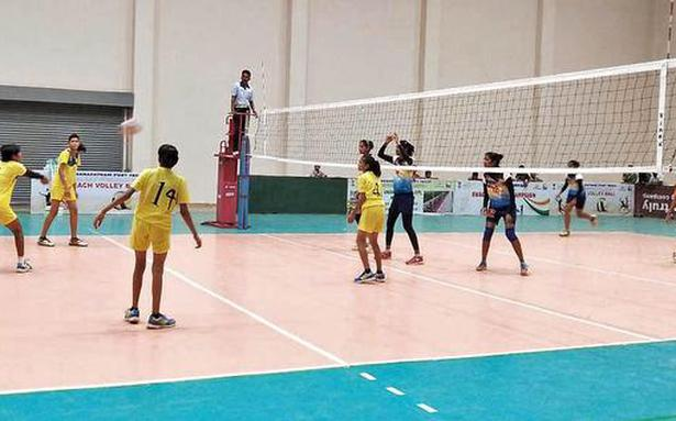 'Indoor stadium a shot in the arm for sports infra'