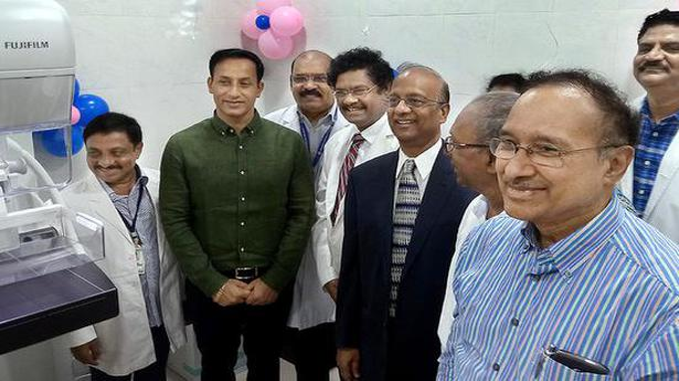 Digital mammography unit inaugurated at KGH