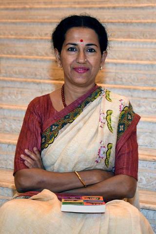 Writer Shoba Narayan