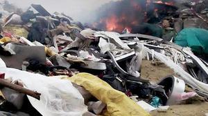 Garbage dumping resumes at Kundanahalli