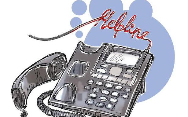 Coronavirus | Call to exempt helplines from COVID-19 message