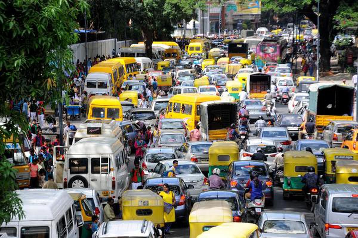 traffic jam in Bangalore: Latest News, Videos and Photos ...