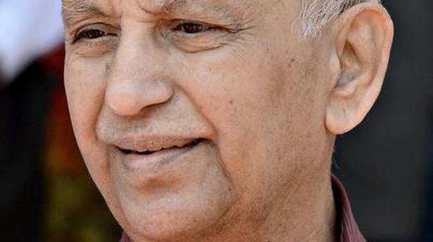 Space scientist U.R. Rao dead