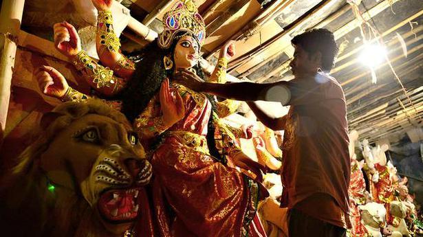 Myriad colours of Navaratri festivities in Bengaluru
