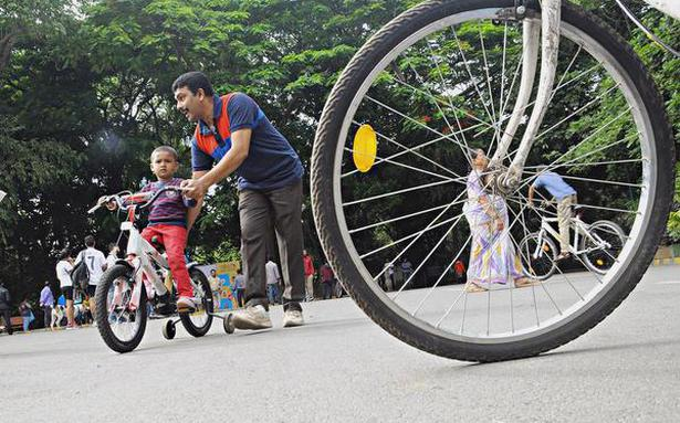 Bicycles-on-rent coming soon to Cubbon Park