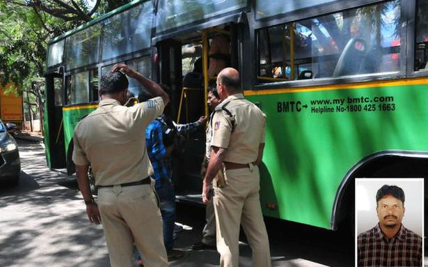 Passenger stabbed to death in BMTC bus