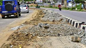 BBMP enhances security deposit for road cutting work