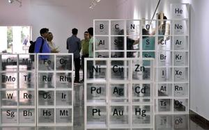 Explore elements in the Periodic Table