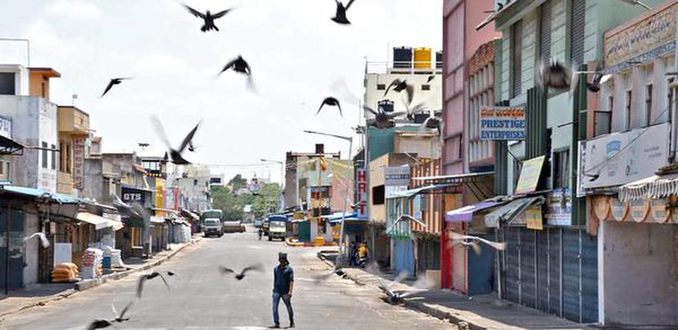 Curfew 'almost complete': Police Commissioner - The Hindu